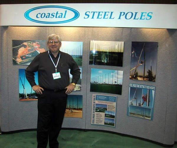 Ken Jones, President Coastal Netting