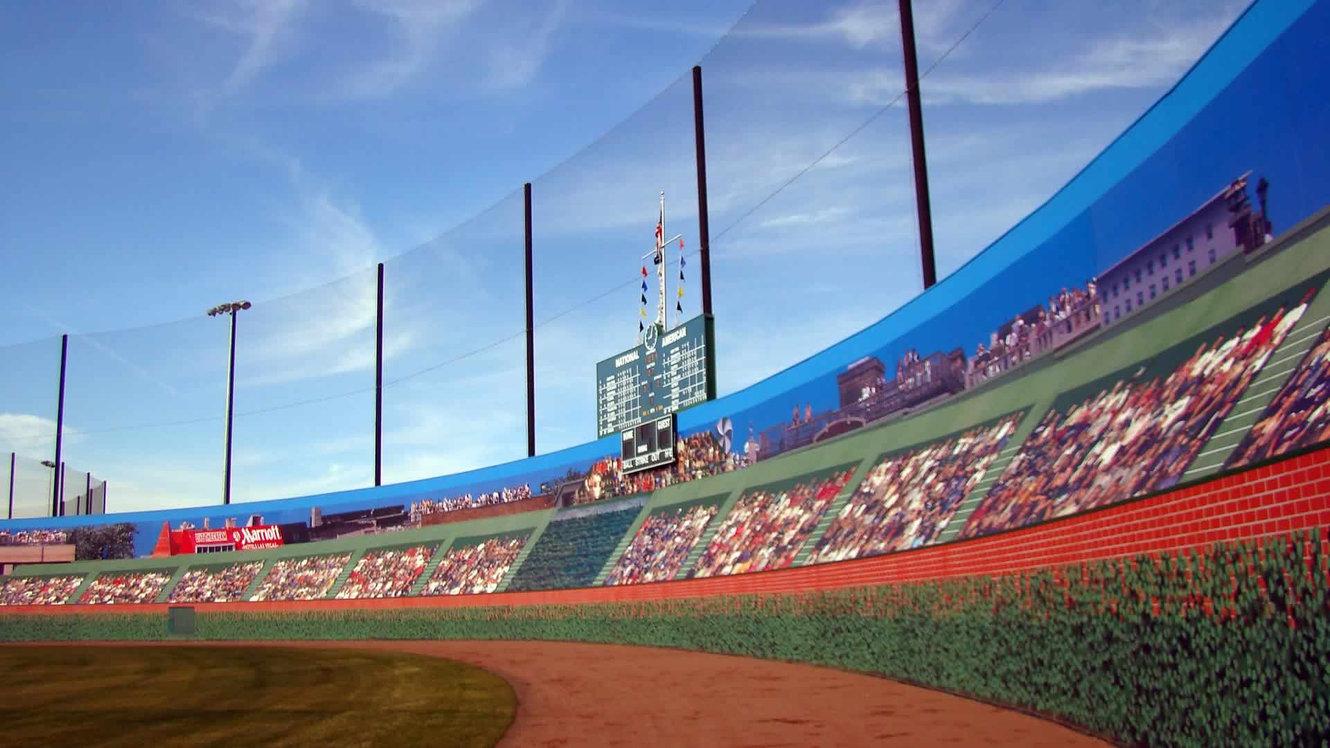 Sports Netting Systems